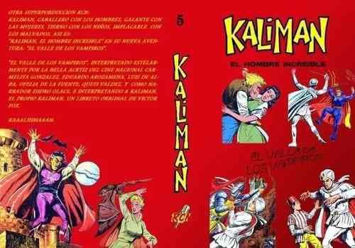 Kaliman: El Valle De Los Vampiros, Radionovela Mp3