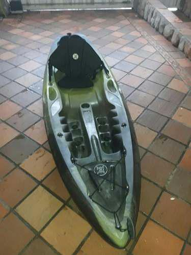 Kayak perception rotomoldeado tribe 9.5 mar rio lago pesca