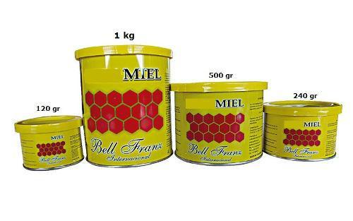 Pigmento cejas miel bell frankz 1kg