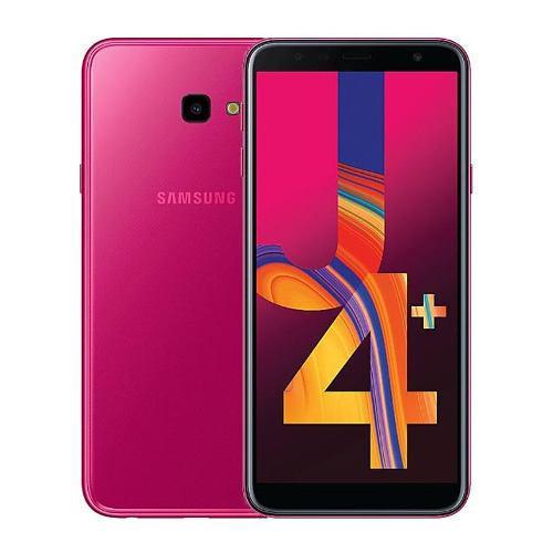 Samsung galaxy j4 plus 32gb + somos tienda + forro + vidrio