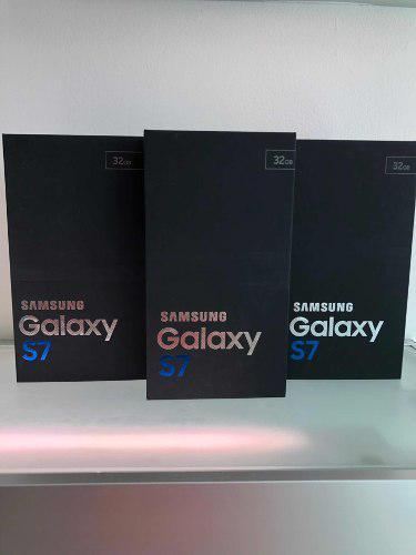 Samsung s7 32 gb nuevos liberados 230 (norteños) barato