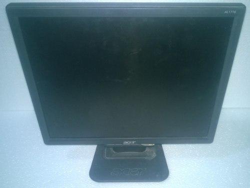 Monitor Acer 17 Repuesto