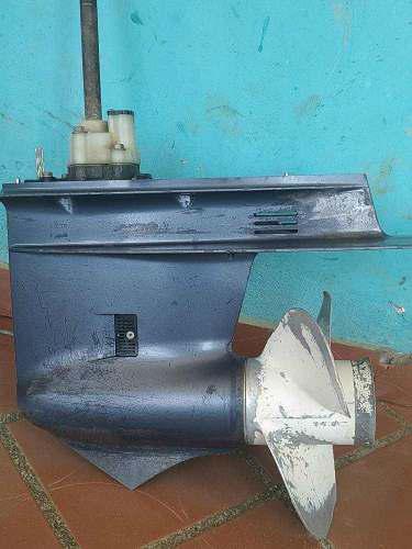 Pata de motor yamaha 75 hp