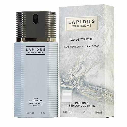 Perfume lapidus caballero 100ml original miami