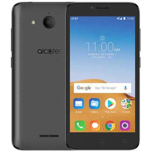 Alcatel tetra 16gb 2gb ram 4g lte android 8.1 radio fm 75v