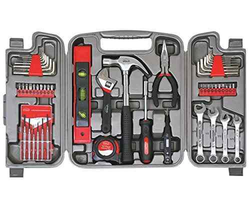 Kit herramienta para hogar tools dt repuesto color amz