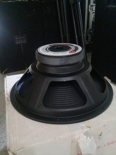Medios bajo spyn audio s-15600w dbx jbl rcf das prv qsc