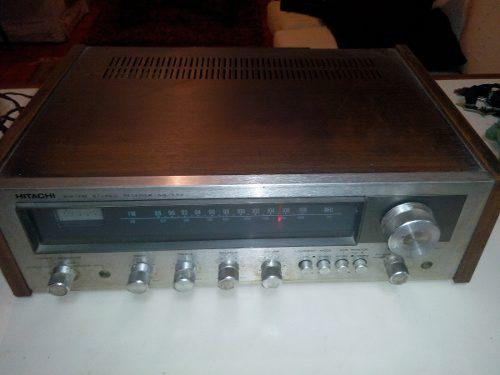 Amplificador hitachi sr-502 perfecto estado. remate 30t