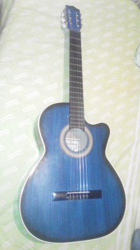 Guitarra acústica oferta con estuche