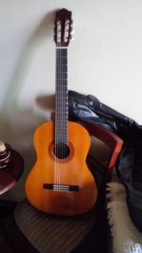 Guitarra acustica yamaha modelo c40