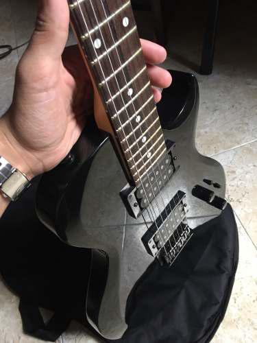 Guitarra eléctrica ibanez les paul (casi nueva) + estuche