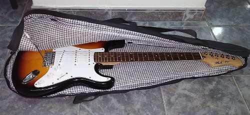 Guitarra electrica stratocaster phill pro