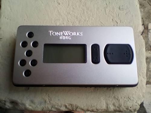 Korg toneworks px2 procesador de guitarra y bajo pandora
