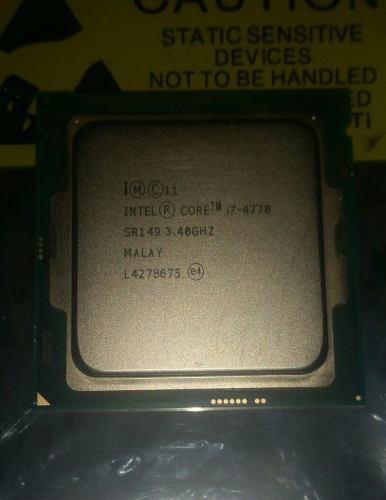 Procesador core i7 4ta generacion socket 1150