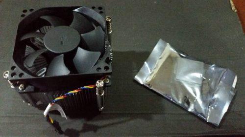 Procesador intel core i7-4790 / 3.60ghz + ventilador nuevos