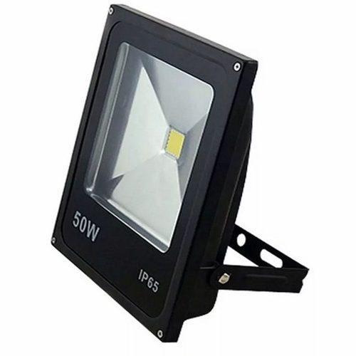 Reflector led half slim 50w 6500k ip66 75l/w 85/265v hammer