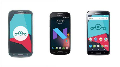 Actualizar android 7/8/9 samsung galaxy s4, s5, note, etc