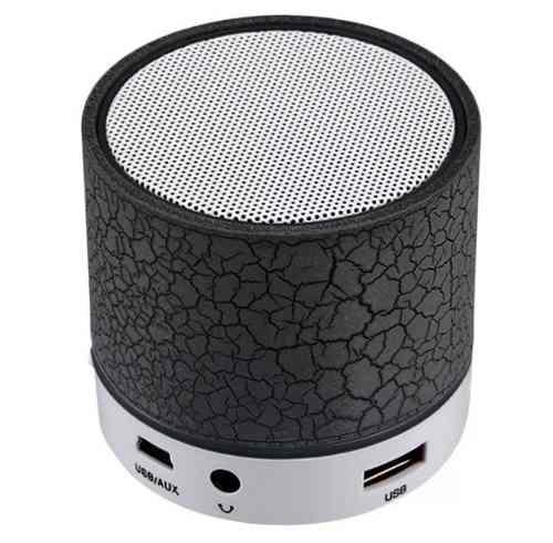 Corneta altavoz portable bluetooth pendrive usb fm micro sd