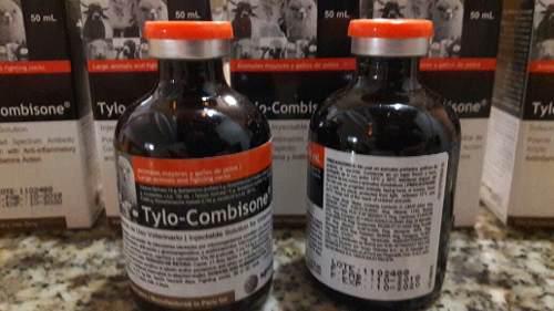 Tylo combisone 50ml 25verdes gallos finos antibiótico