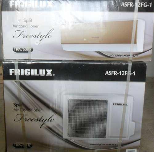 Aire acondiciinado split 12000btu frigilux 110v