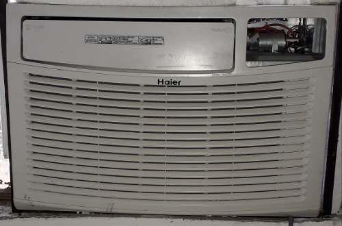Aire acondicionado 15000 btu para reparar 100% reparable