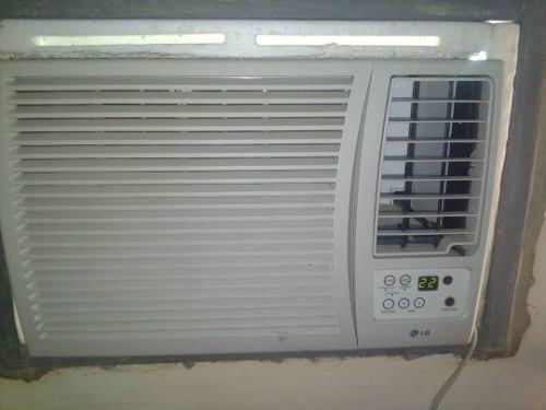 Aire acondicionado lg de 12 mil btu 220 v usado