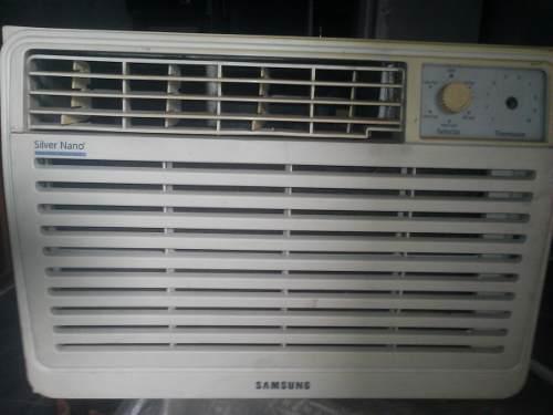 Aire acondicionado samsung de 12 btu tipo ventana