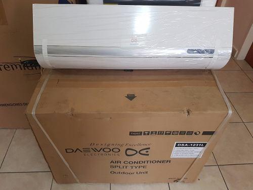 Aire acondicionado split 12000btu 220v daewoo electronics