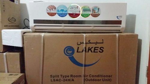 Aire acondicionado split 24000 btu lakes