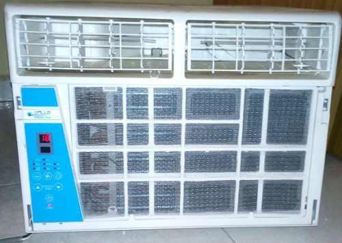 Aire acondicionado ventana gplus 110v 14mil btu 230dlrs