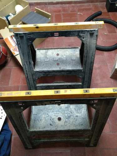 Base para mesa usos multiples carpinteris dos pzas cap 450