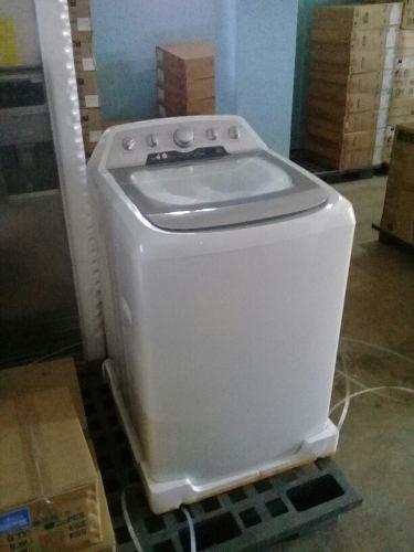 Lavadora automatica 19 kg frigidaire