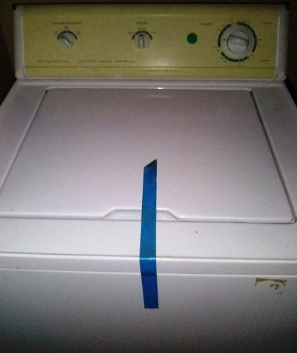 Lavadora frigidaire modelo fws833as2