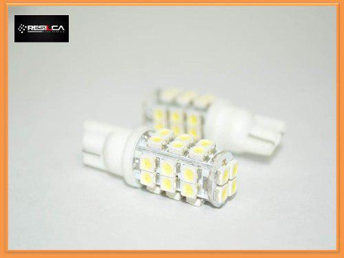Bombillo muelita led t10 28 smd alto brillo