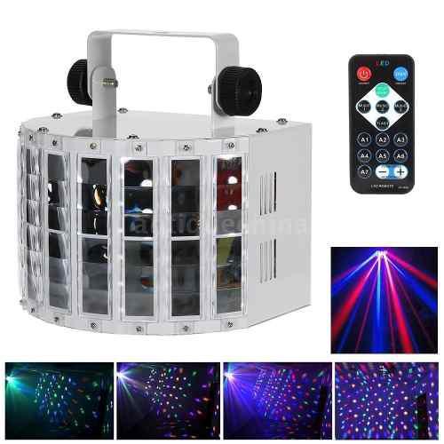 Proyector led 24w rgvw 6ch dmx512 lighting strobe