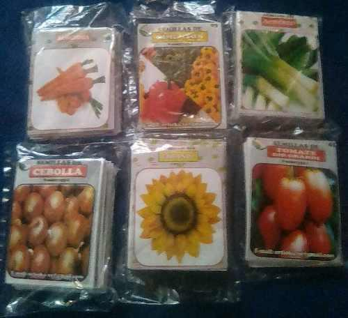 Semillas certificadas de cebollin 3g