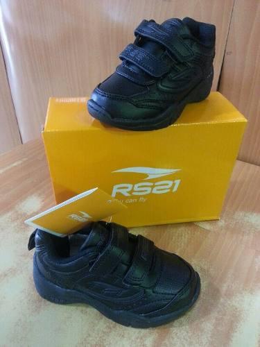 Zapatos escolares rs21 deportivos colegial 25-34