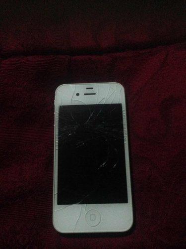 Iphone 4s 16gb movistar para reparar