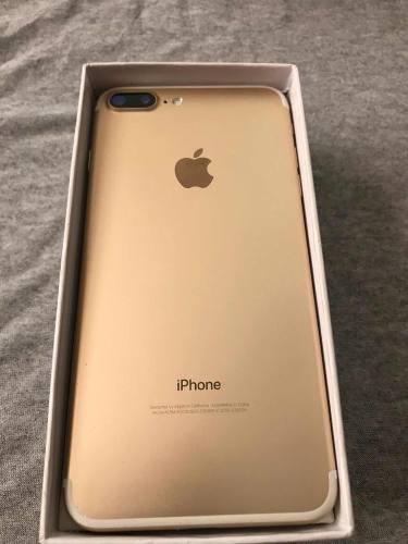 Iphone 7 plus 128gb lte mov digitel
