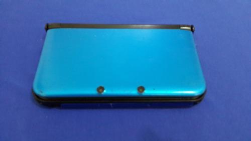 Nintendo ds 3ds xl usado con memoria 4gb y dos juego ori