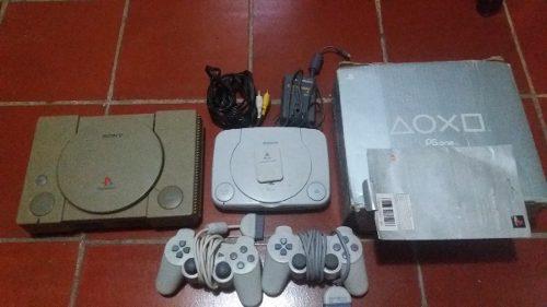 Playstation ps one y playstation grande para repuesto
