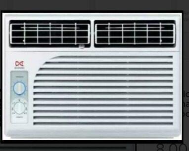 Aire acondicionado de ventana 5mil btu daewoo 110v
