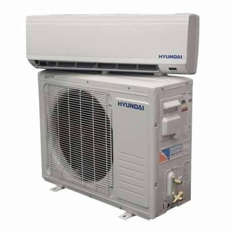Aire acondicionado hyundai split 12000btu 220v somos tienda