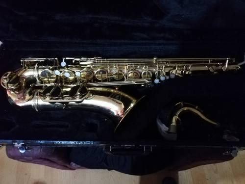 Saxofon Tenor Jupiter En Perfecto Estado