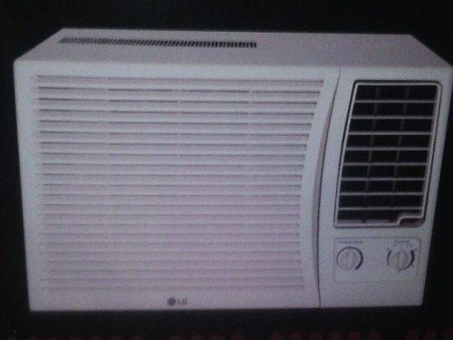 Aire acondicionado lg de 12mil btu de ventana