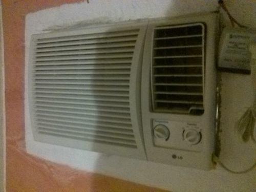 Aire acondicionado lg ventana 12 mil btu