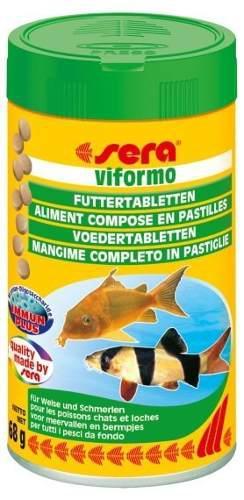 Alimento peces de fondo pastillas sera 68 grs
