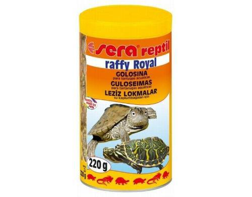 Alimento tortugas de agua y reptiles peces sera 220 grs