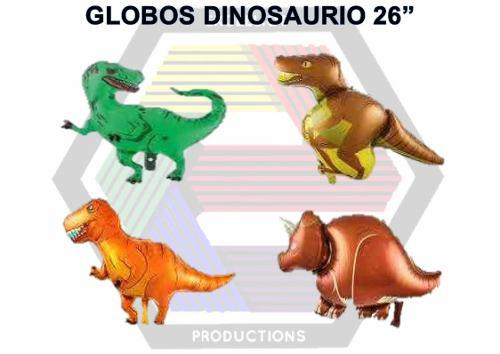 Inflables globos de dinosaurio al mayor