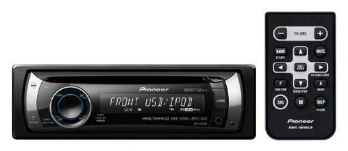 Radio reproductor cd mp3 usb marca pioneer